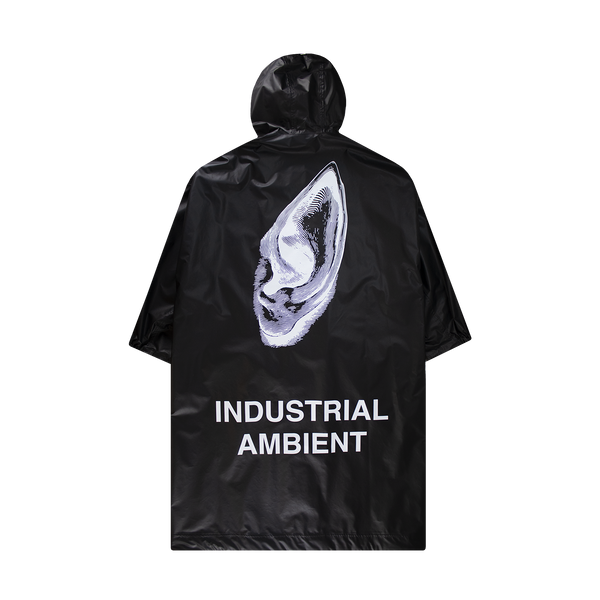 Undercover Industrial Ambient Coat [Black]