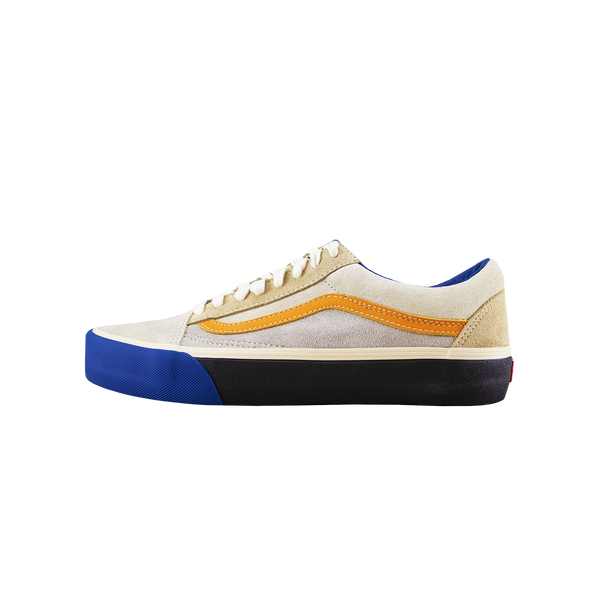 Vans Vault Old Skool Lx 'True Blue/Candied Ginger' [VN0A4BVFVYN]