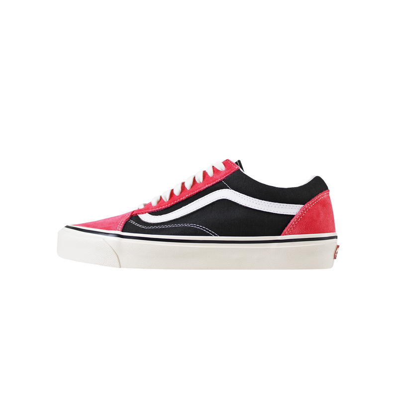 Vans Anaheim Factory Old Skool 36 DX 'Pink/Black' [VN0A38G2TPV]