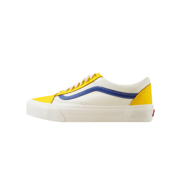 Vans Old Skool LX 'Lemon Chrome/Marshmallow/True Blue'