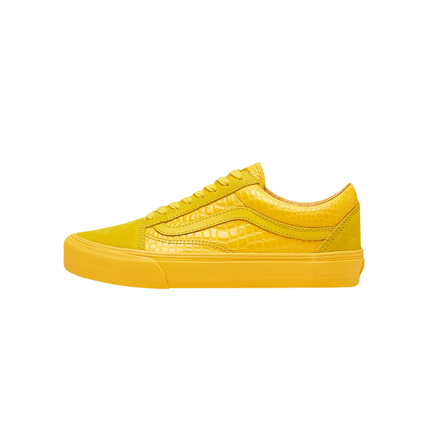 Vans Vault Old Skool LX 'Lemon Chrome' [VN0A4BVF2TR]