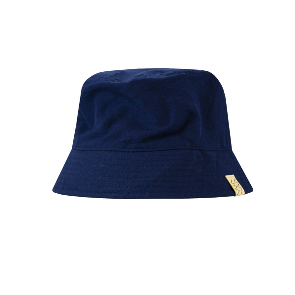 Visvim Dome Flap Hat [Navy]