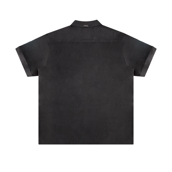 Visvim Irving S/S Shirt 'Black'