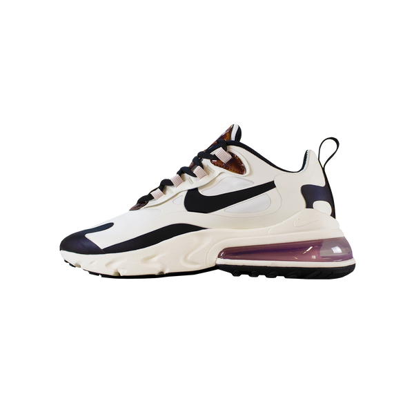 W Nike Air Max 270 React 'Sail/Barely Rose' [CU4752-100]