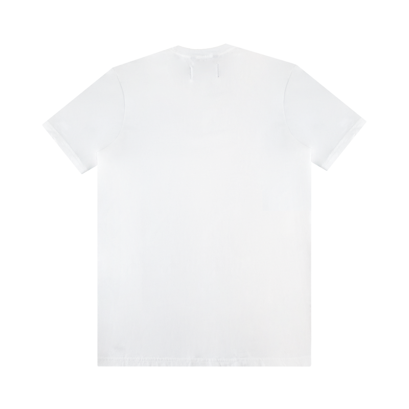 Wings + Horns Original T-Shirt [White]