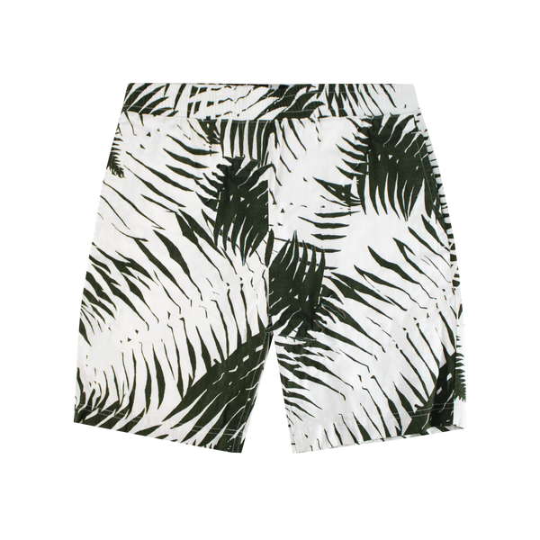 Wings + Horns Woven Patrol Short 'Sword Fern'