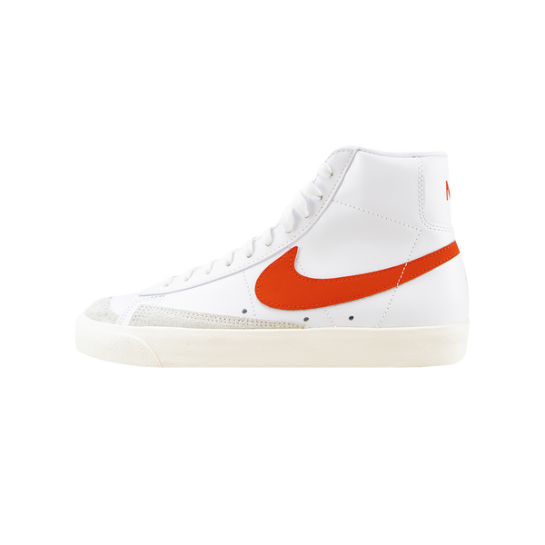Women's Nike Blazer Mid '77 'White/Habanero Red/Sail'