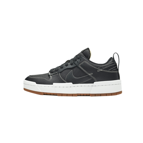 Women's Nike Dunk Low Disrupt 'Black/Fossil/Gum'