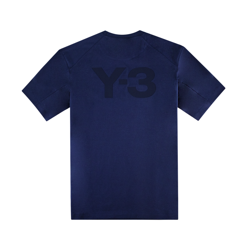 Y-3 Classic S/S Tee [Blue]