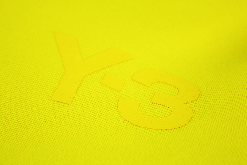 Y-3 Classic Logo Hoodie [Yellow]