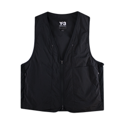Y-3 Travel Reversible Vest [Black]