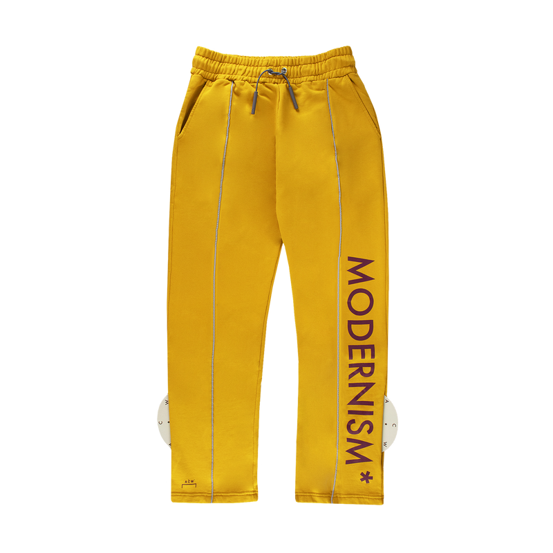 A-COLD-WALL* Modernism Trousers [Mustard]