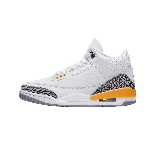 WMNS Air Jordan 3 Retro 'Laser Orange' [CK9246-108]