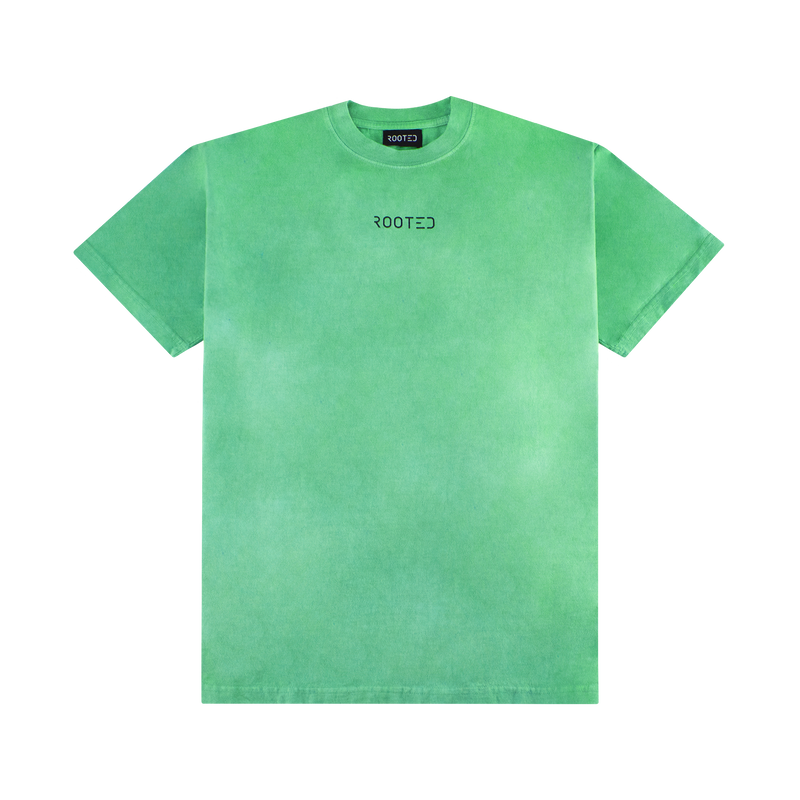 ROOTED COVID-19 Support S/S Tee [Imperfect Green]