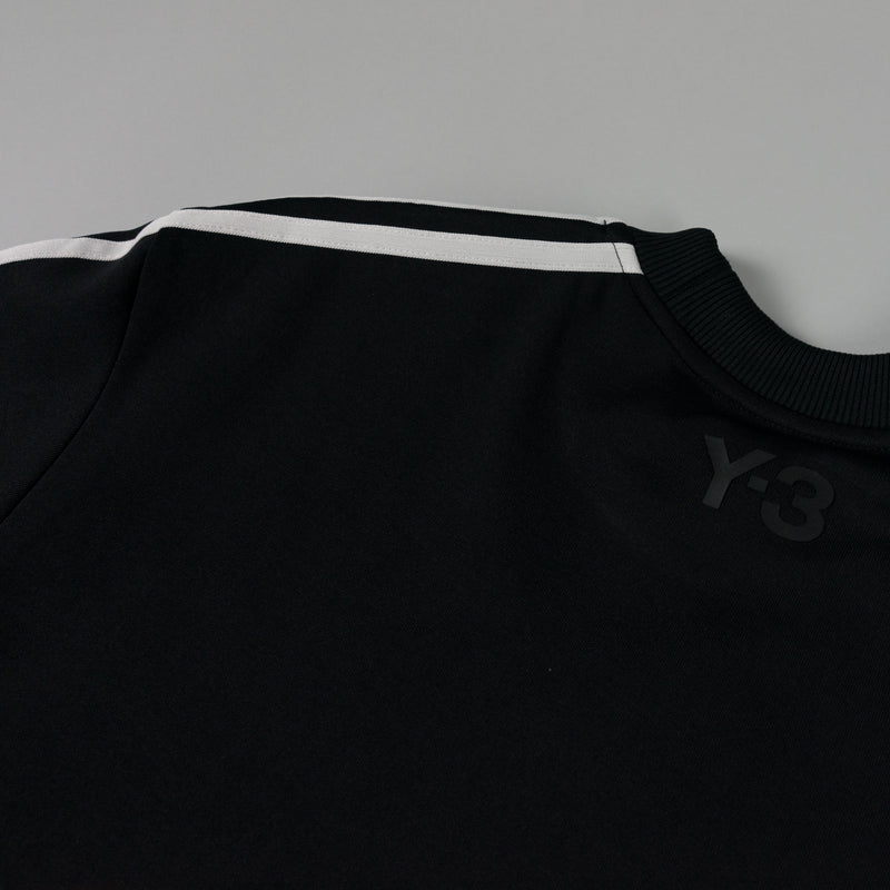 Y-3 Three Stripes Tee [Black/White]