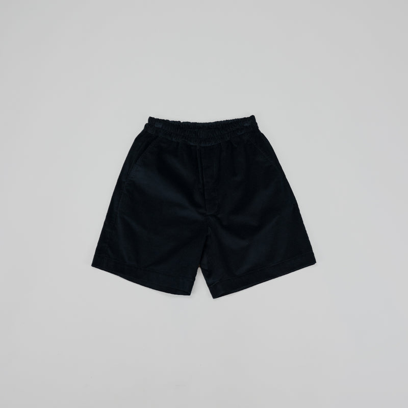 Tres Bien Sport Shorts Soft Cord [Dark Navy]
