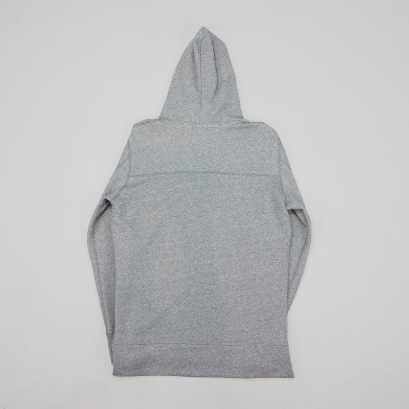 back of John elliott Hooded Villain