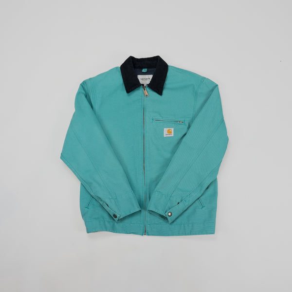 Carhartt WIP Detroit Jacket [Soft Teal/Dark Navy]