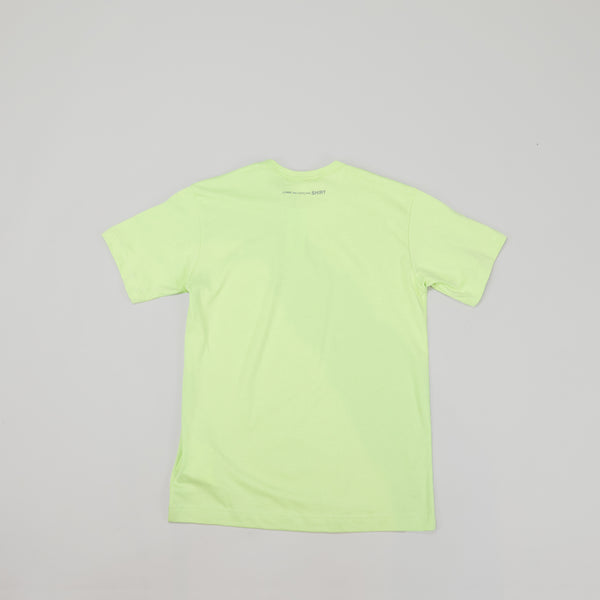 COMME des GARÇONS SHIRT Turkish T-Shirt [Light Green]