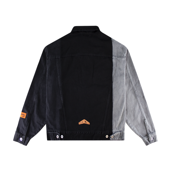 Heron Preston Riserva Denim Jacket [Black]