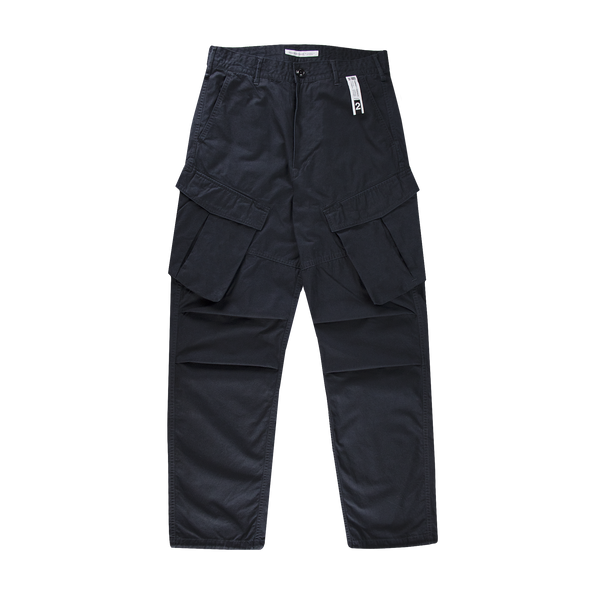 Neighborhood Mil-Cargo Pants [Black]
