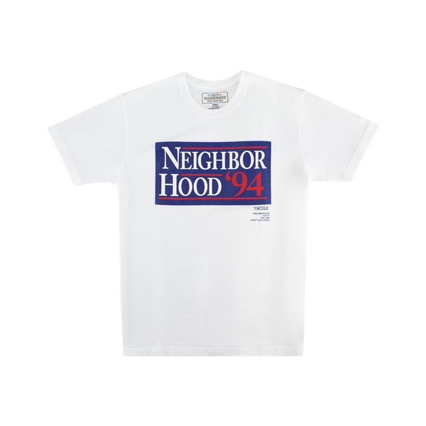 Neighborhood 94 T-Shirt [White]