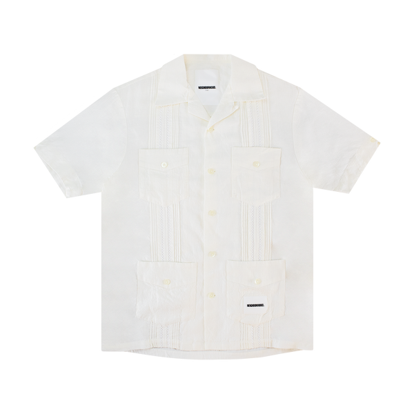 Neighborhood Habana S/S Shirt [White]