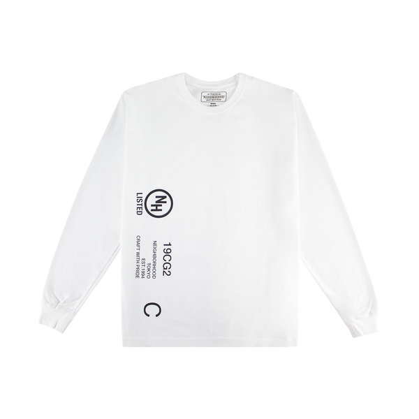 Neighborhood ID Pullover [White]