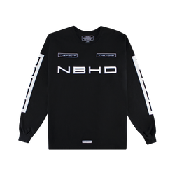 Neighborhood Posse Pullover [Black]