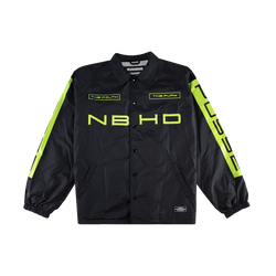 Neighborhood Brooks Jacket [Black/Green]
