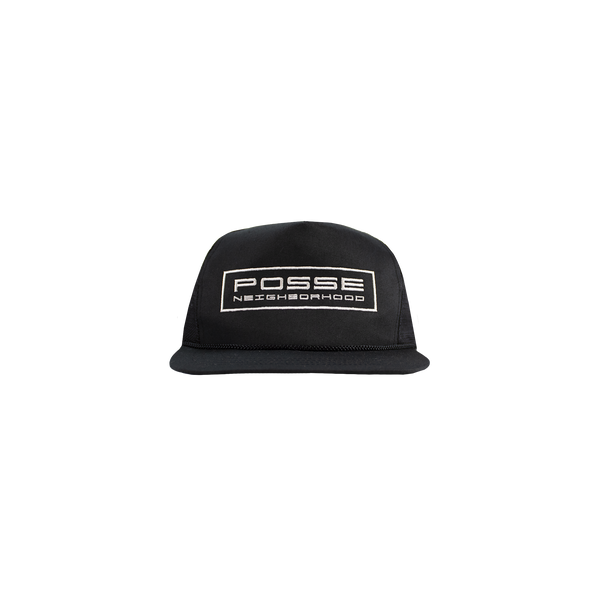 Neighborhood Mesh Cap [Black]