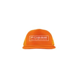 Neighborhood Mesh Cap [Orange]