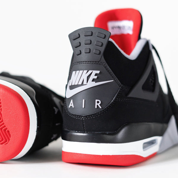 Air Jordan 4 Retro 'Bred' [308497-060]