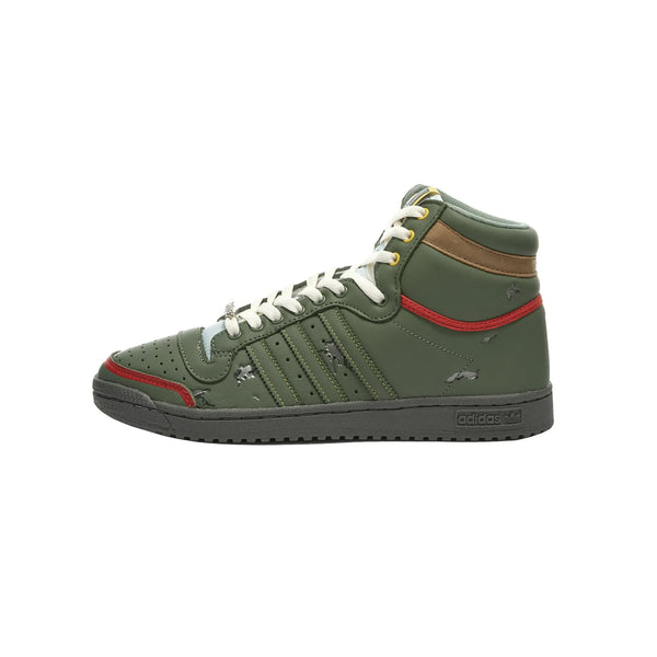 Adidas x Star Wars Top Ten Hi 'Boba Fett' [FZ3465]