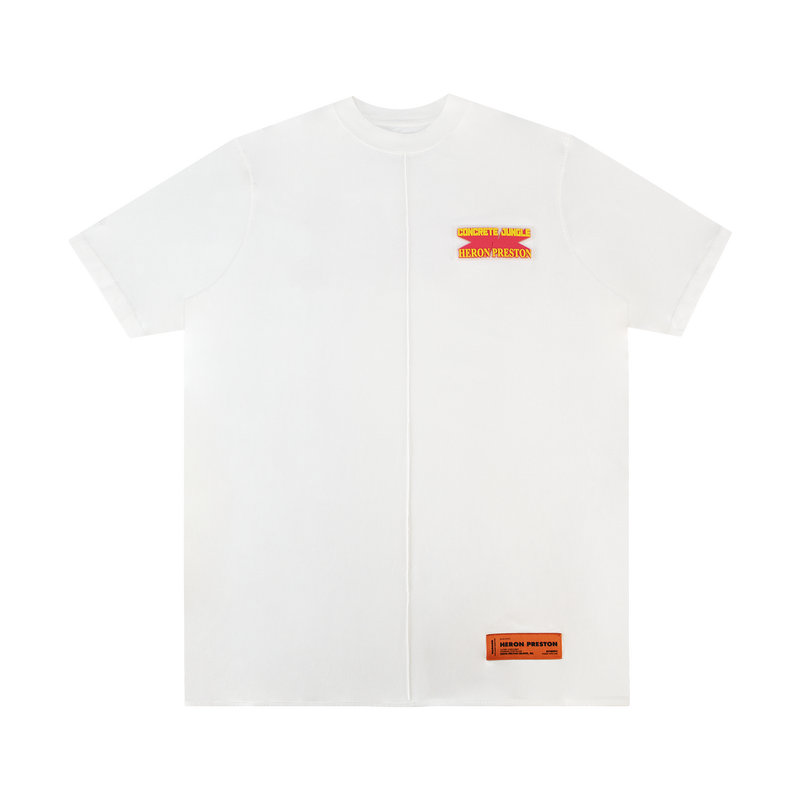 Heron Preston Concrete Jungle T-Shirt [White]
