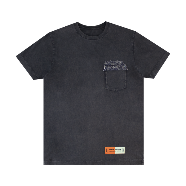 Heron Preston x Sami Miro Pocket Tee [Black]