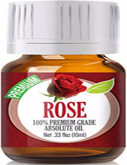 100% Pure Therapeutic Grade Rose Essential Oil (10ml)