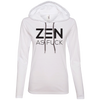 Zen As F*ck Ladies Long Sleeve T-Shirt Hoodie