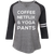 Coffee, Netflix, & Yoga Pants Ladies' Vintage V-Neck Shirt