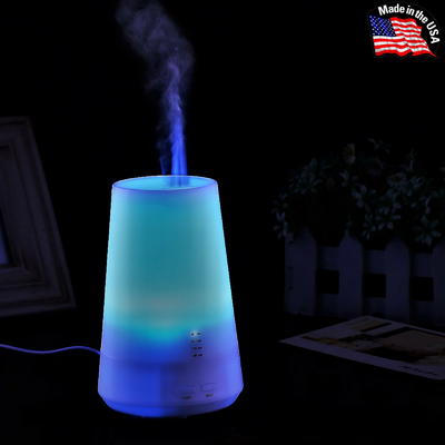 Glow-In-The-Dark Portable Car Essential Oil Diffuser Humidifier (FAST USA SHIPPING)