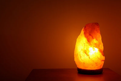 Natural Himalayan Salt Lamp (FAST USA SHIPPING)