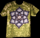 Men's Day Tripper Mandala Tie Dye T-Shirt