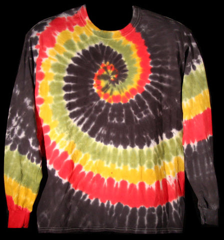 Men's Surf 'n' Turf Tie Dye T-Shirt