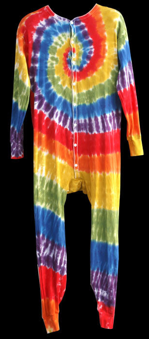 Rainbow Union Suit