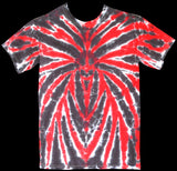 Men's Spider Tie Dye T-Shirt