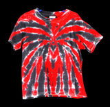 Youth Spider Tie Dye T-Shirt
