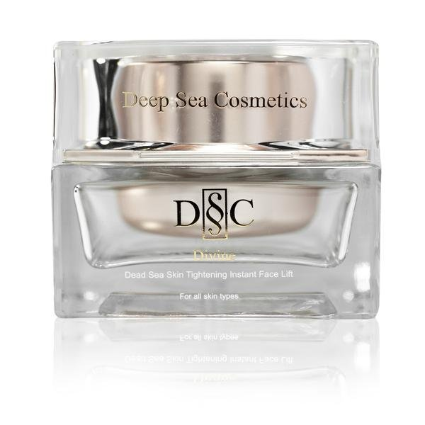 Divine - Skin Tightening Instant Face Lift - Deep Sea Cosmetics