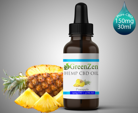 Pineapple CBD E Liquid