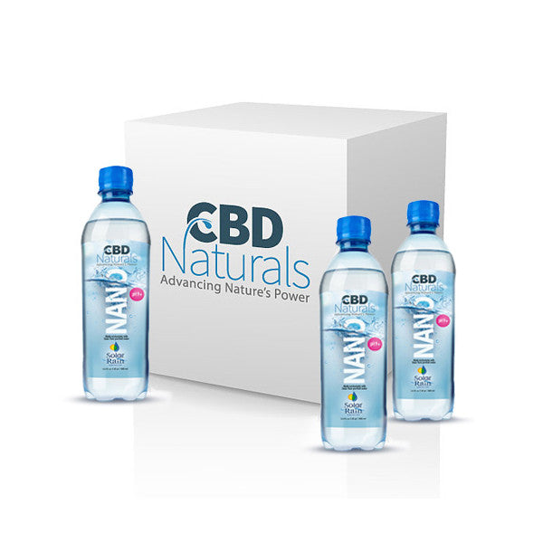 ISODIOL NANO CBD WATER – 1L 12CT CASE