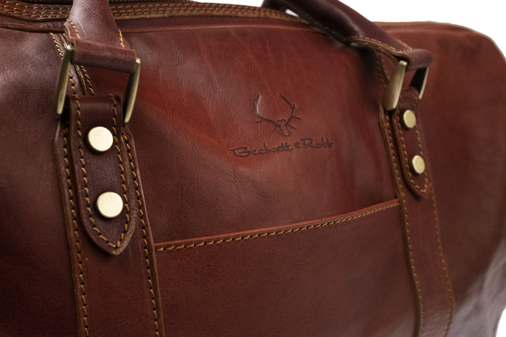 Full-Grain Leather